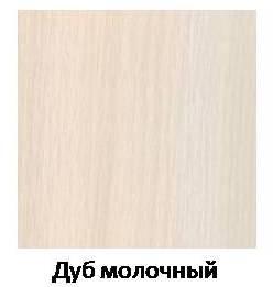 цвет мебели дуб млечный фото