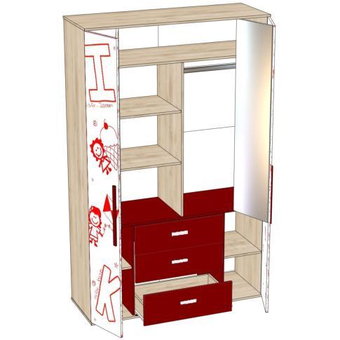 детская комната алфавит цена интернет магазин сеньор шифоньер